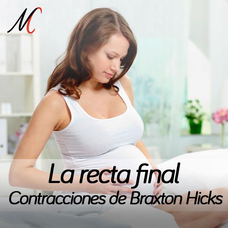Portada contracciones de braxton hicks