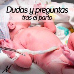 dudas tras el parto