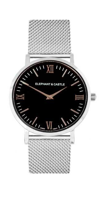 relojes intercambiables correa metalica color sylver