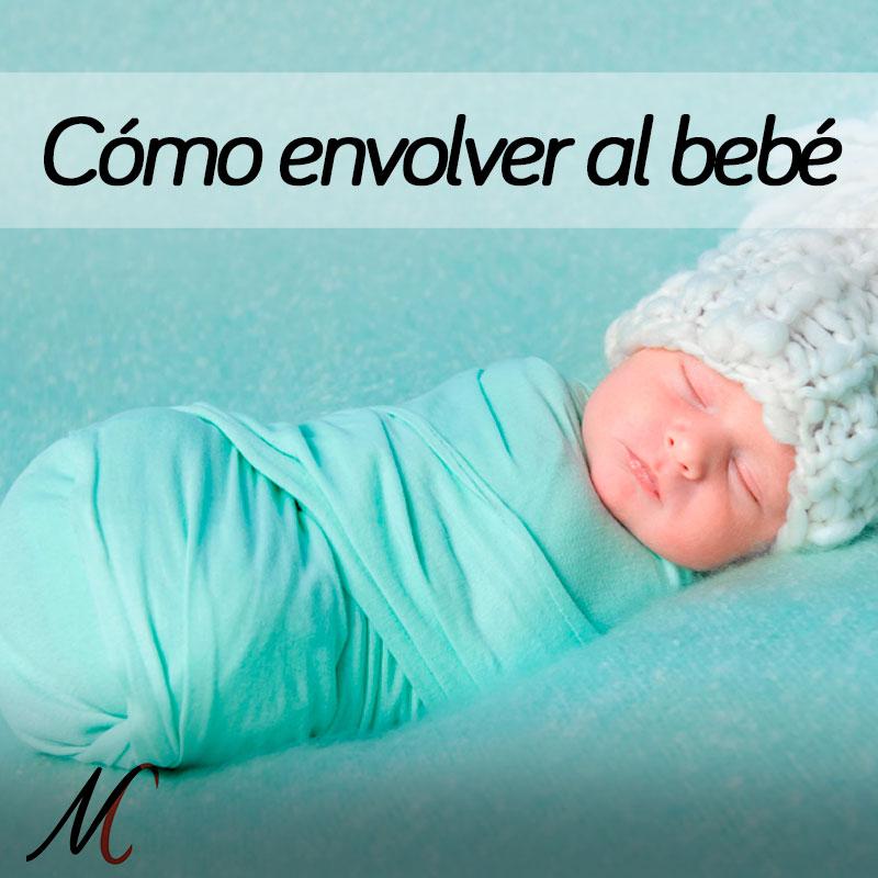 como envolver al bebe muselina