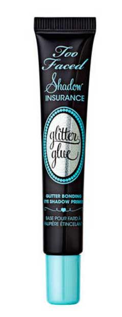 glitter glue para maquillaje con glitter