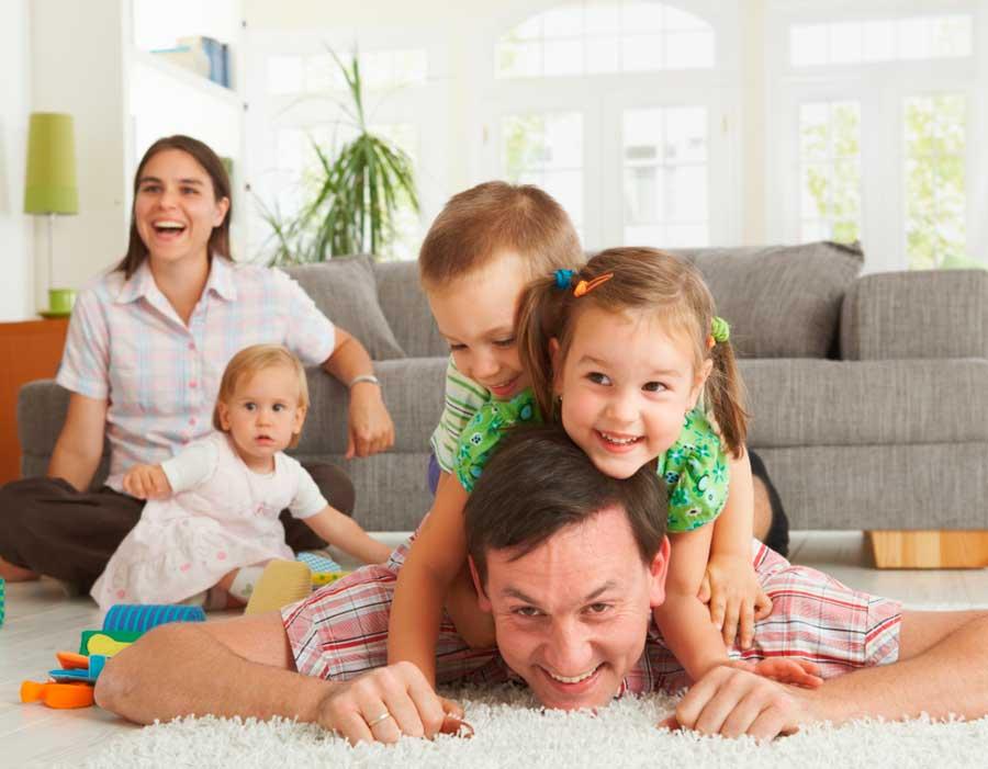 conciliación familiar pasar tiempo en familia