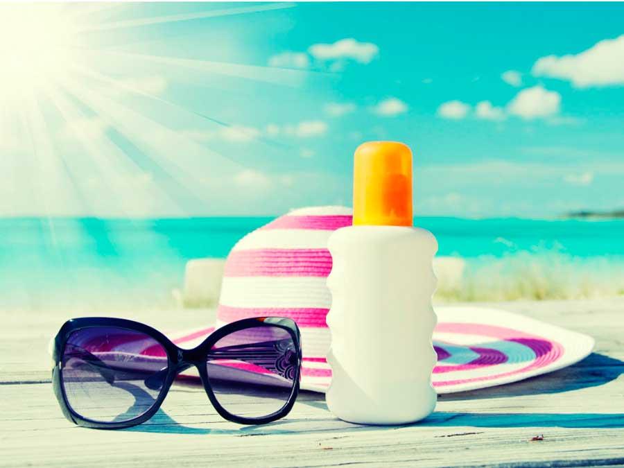 portada factor de protección solar adecuado