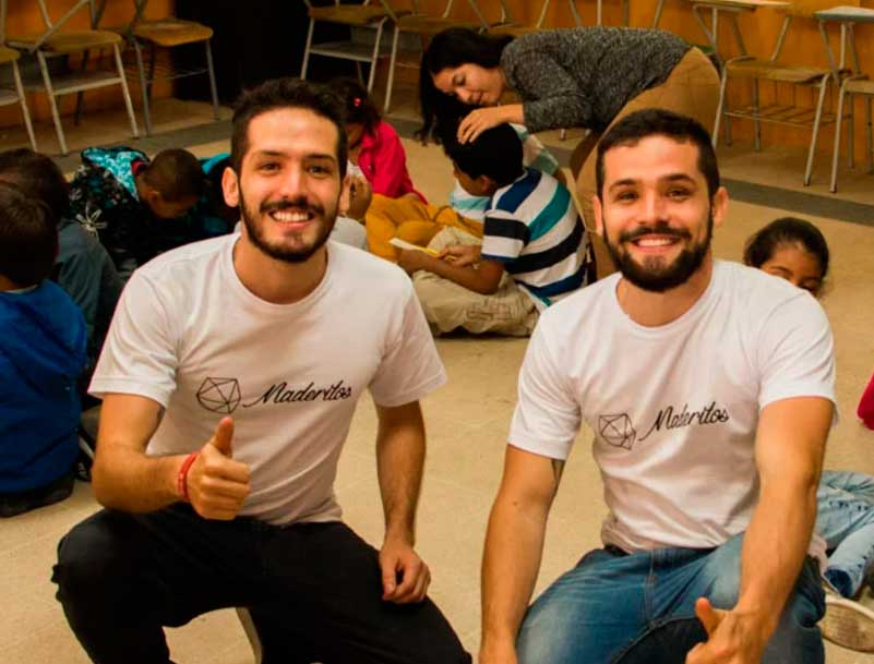 hermanos fundadores maderitos