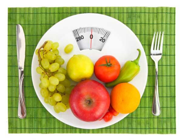 tamaño de las porciones de alimentos para niños peso