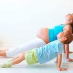 portada ejercicios de preparación al parto