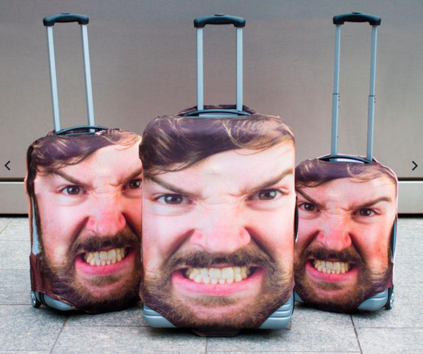tamaños fundas para maletas originales