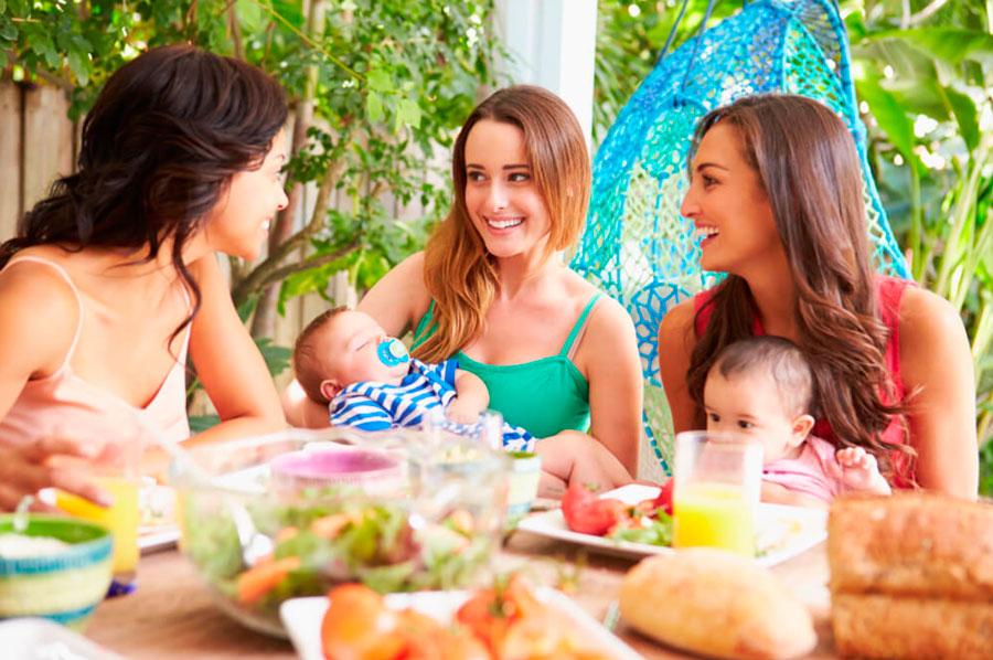 portada secuelas de la paternidad y maternidad