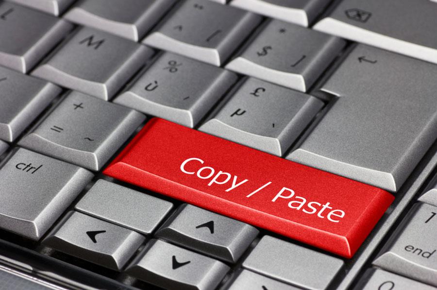 copiar detector de plagio on line