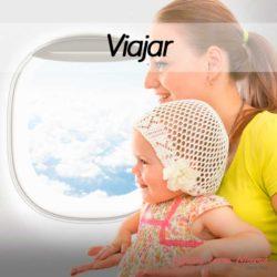 viajar con bebe