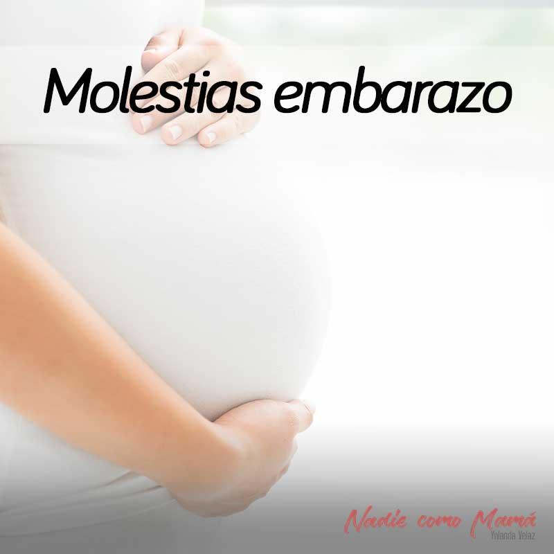 molestias embarazo