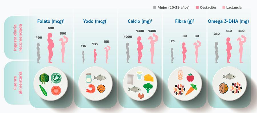 leche en el embarazo 2