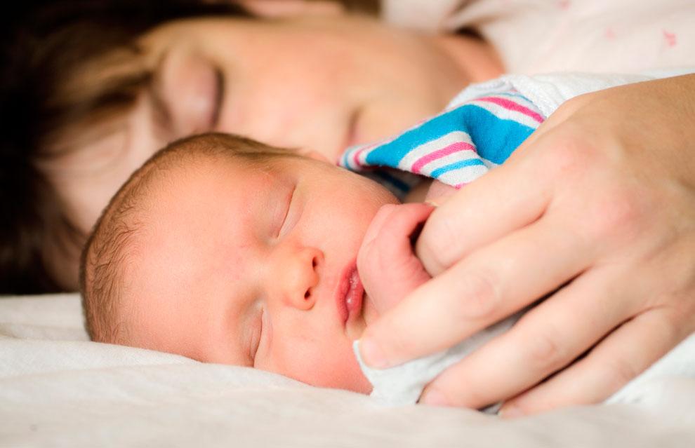 tus cuidados posparto con tu bebe