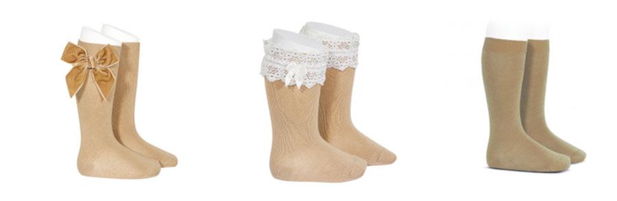 vestido con calcetines altos segunda opcion