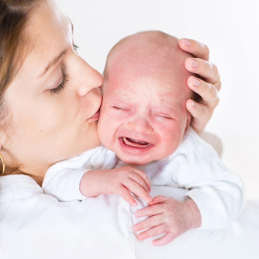 llanto en regurgitacion en bebes