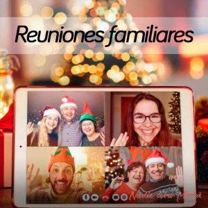 REUNIONES FAMILIARES PODCAST